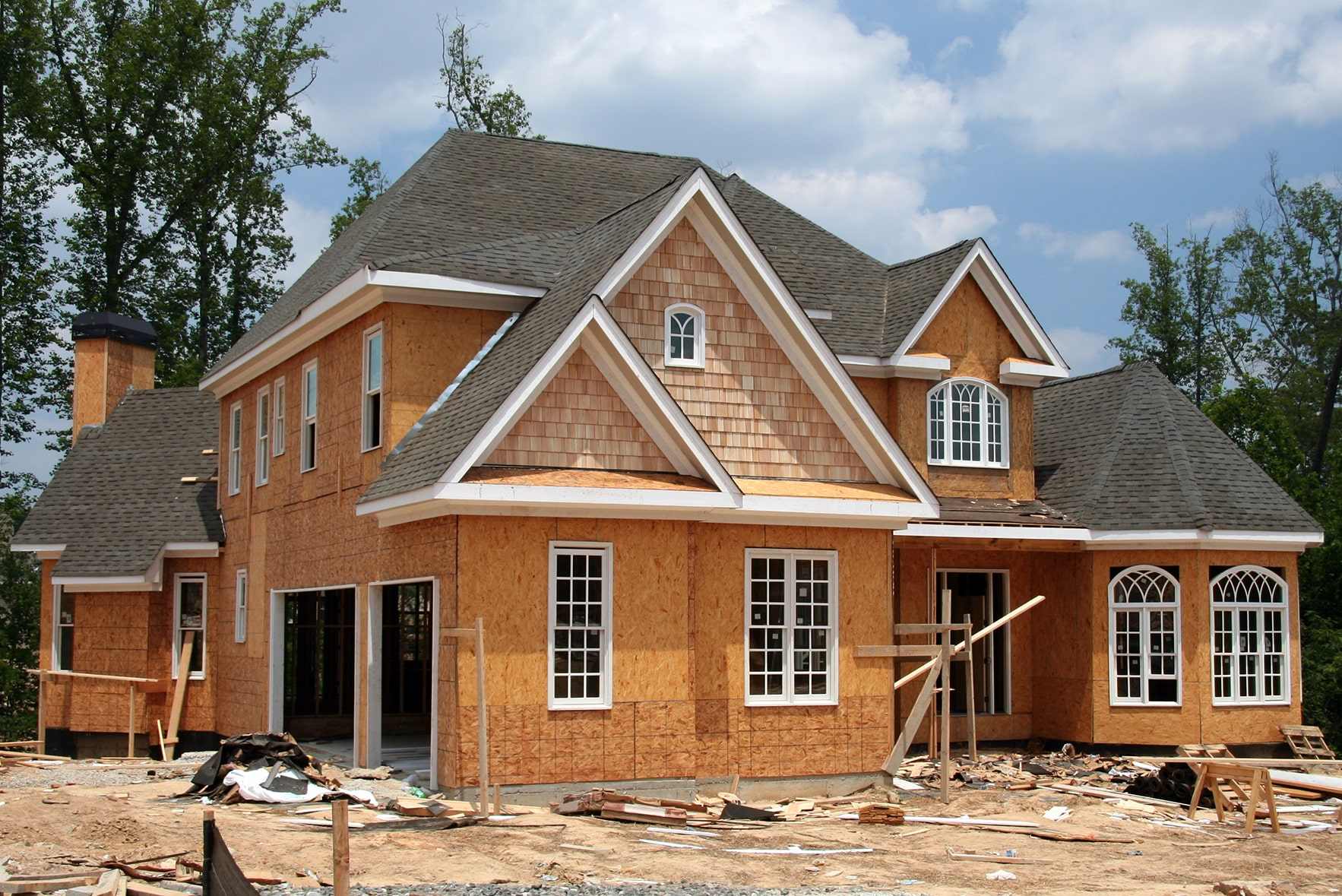 A custom home builder in Traverse City, MI